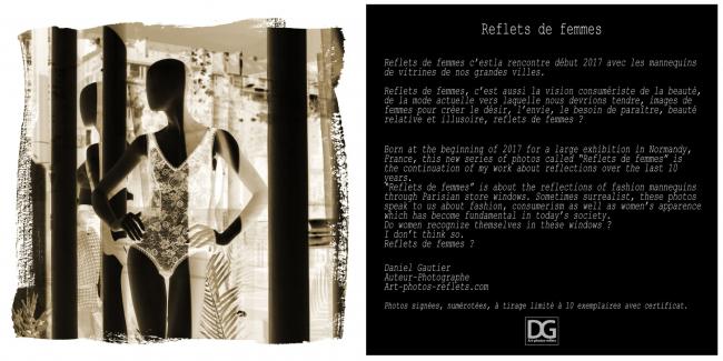 Reflets de femmes 149 + texte Français-Anglais.