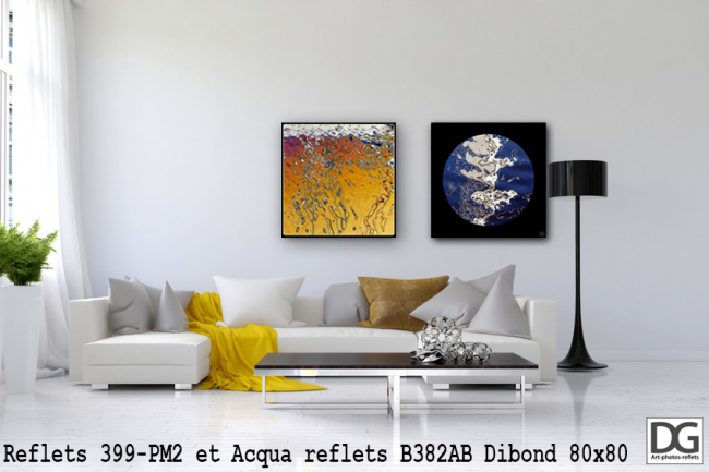 Reflets 399-PM2 + Acqua reflets B 382AB