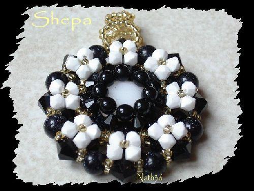 Pdt Shepa noir et blanc