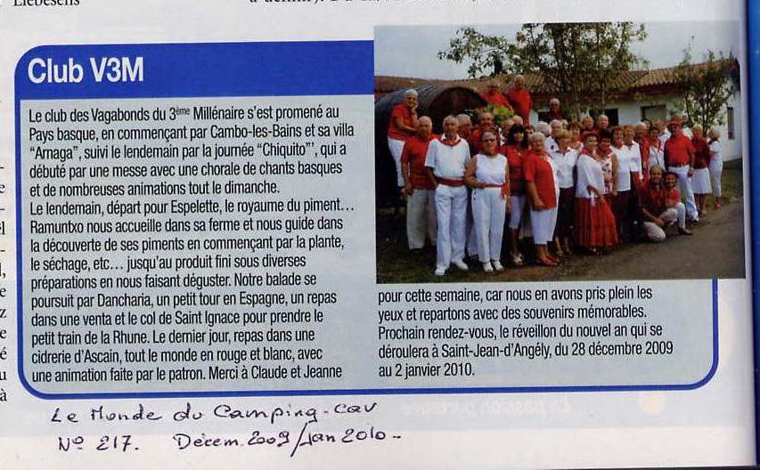 0002. Septembre 2009. Pays Basque. Le Monde du CC Sortie Pays Basque a.jpg