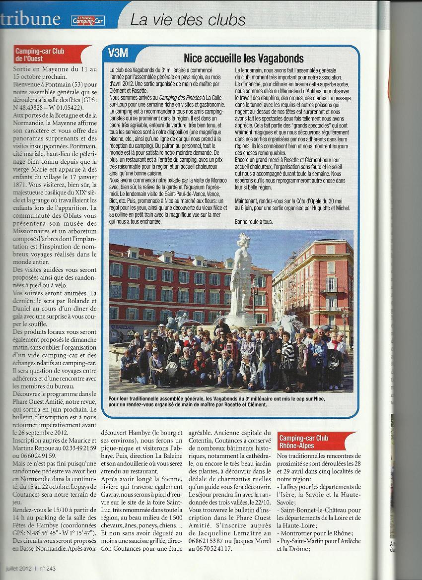 0014A MCC . Avril 2012. Nice. Le Monde du CC. Juillet 2012.JPG