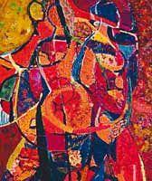 peinture de Chokri Mesli