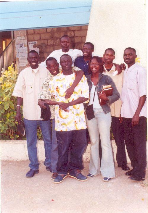 bureau AEN 2002 - 2004