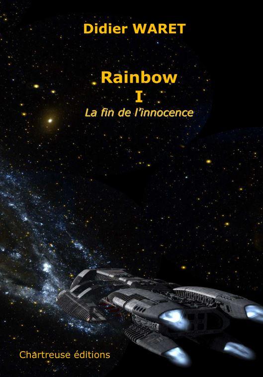 7 - Rainbow 1 1ere de couv.JPG