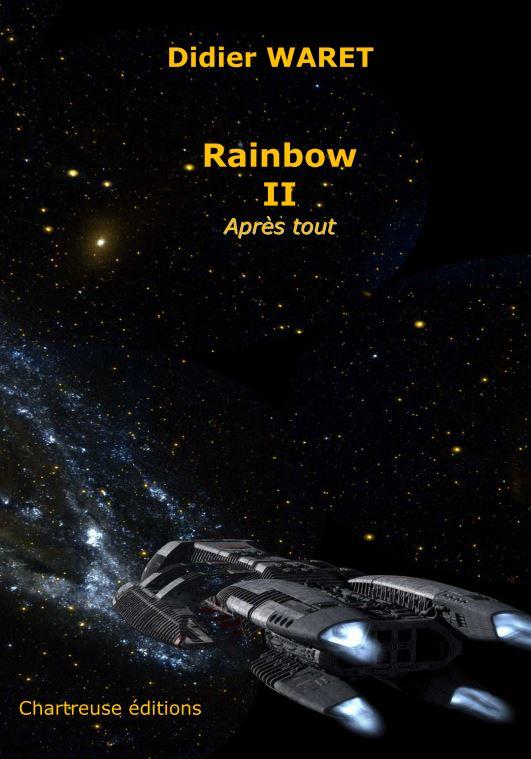 8 - Rainbow 2 1ere de couv.JPG