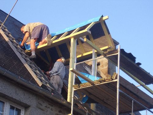 creation dormer window