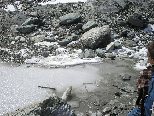 Glacier de Bellecôte