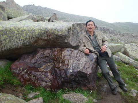 china meteor
