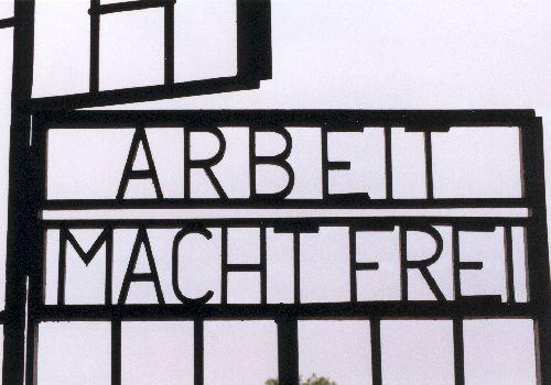 Sachsenhausen Oraniënburg