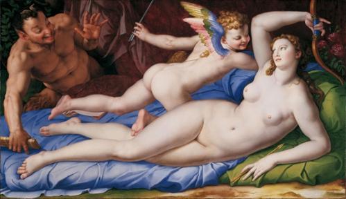 2 Bronzino_Venus_Cupido_and_Satyr _Roma palazzo Colonna inversé   bd.jpg