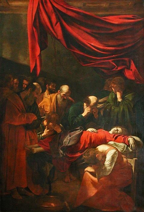 Caravaggio_Mort de la Vierge   BD.jpg