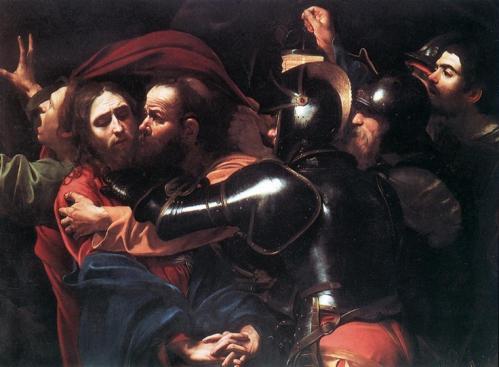 Caravaggio_Arrestation du Christ-1598 dublin    BD.jpg