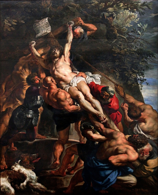 10 Rubens_Elévation de la Croix -Anvers cathédrale   BD.jpg