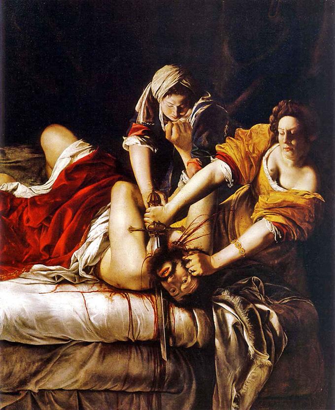 04 Artemisia Gentileschi_Judith égorge Holoferne Uffizi   BD.jpg