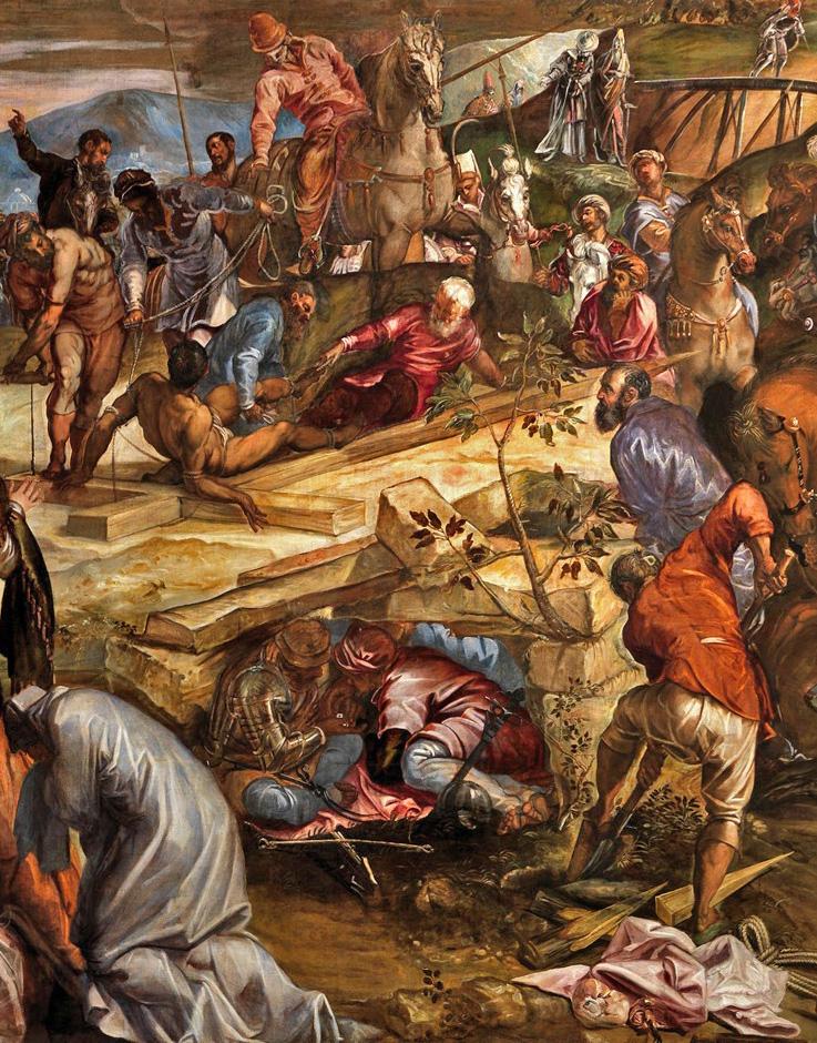Tintoretto_crucifixion -dét crucifiement D.jpg