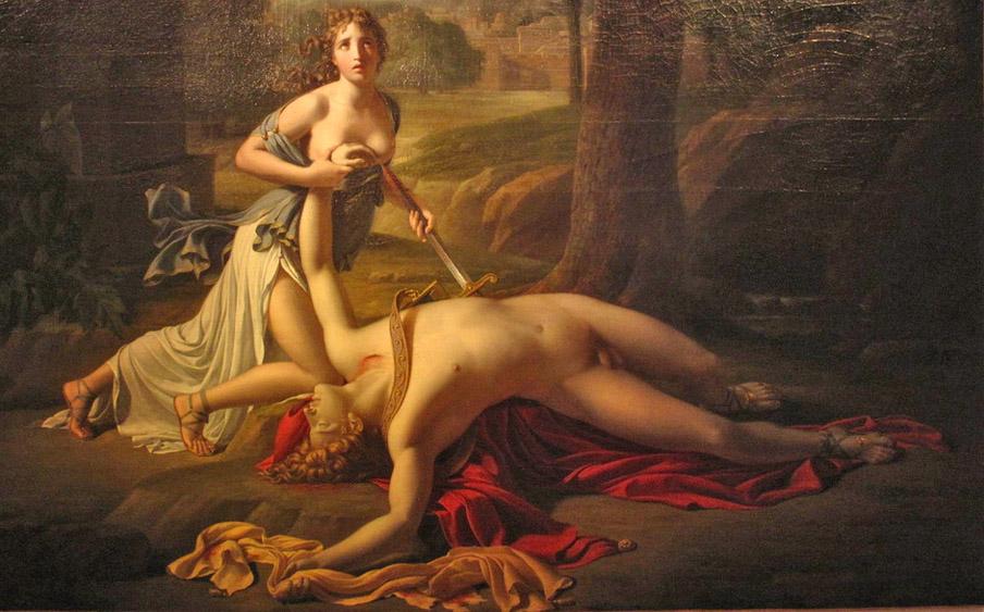 Pierre-Claude Gautherot Pyrame et Thisbé.jpg