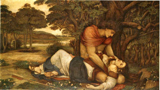 Burne Jones_Pyrame et Thisbé  BD.jpg