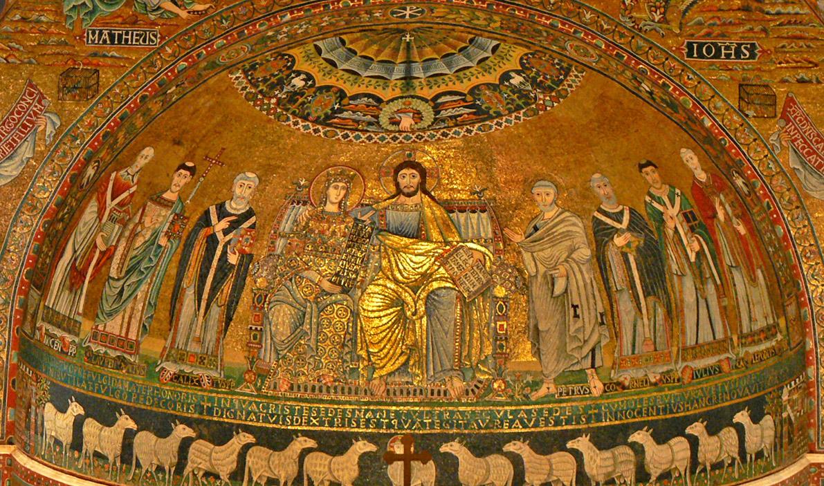 Santa Maria in Trastevere mosaique  BD.jpg