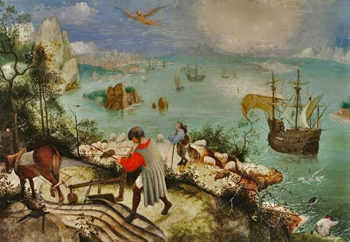 Bruegel faux_Vol et Chute d'Icare  bd.jpg