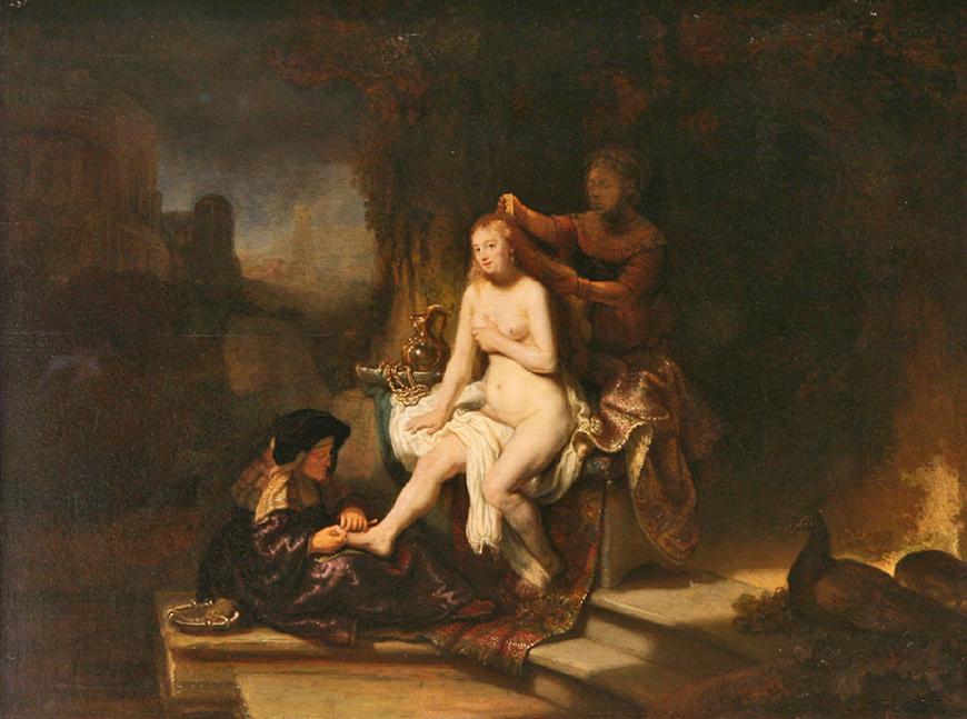 1- Rembrandt_Toilette de Bethsabée   BD.jpg