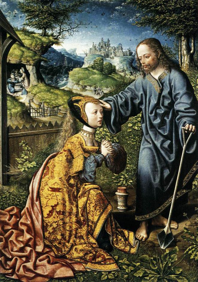 2 - Cornelisz van Oostaten_Jésus apparaît à MM   BD.jpg