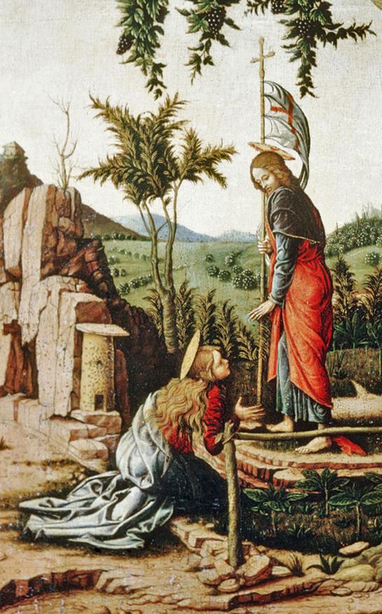 2 - Mantegna_Noli me tangere (partic)   BD.jpg