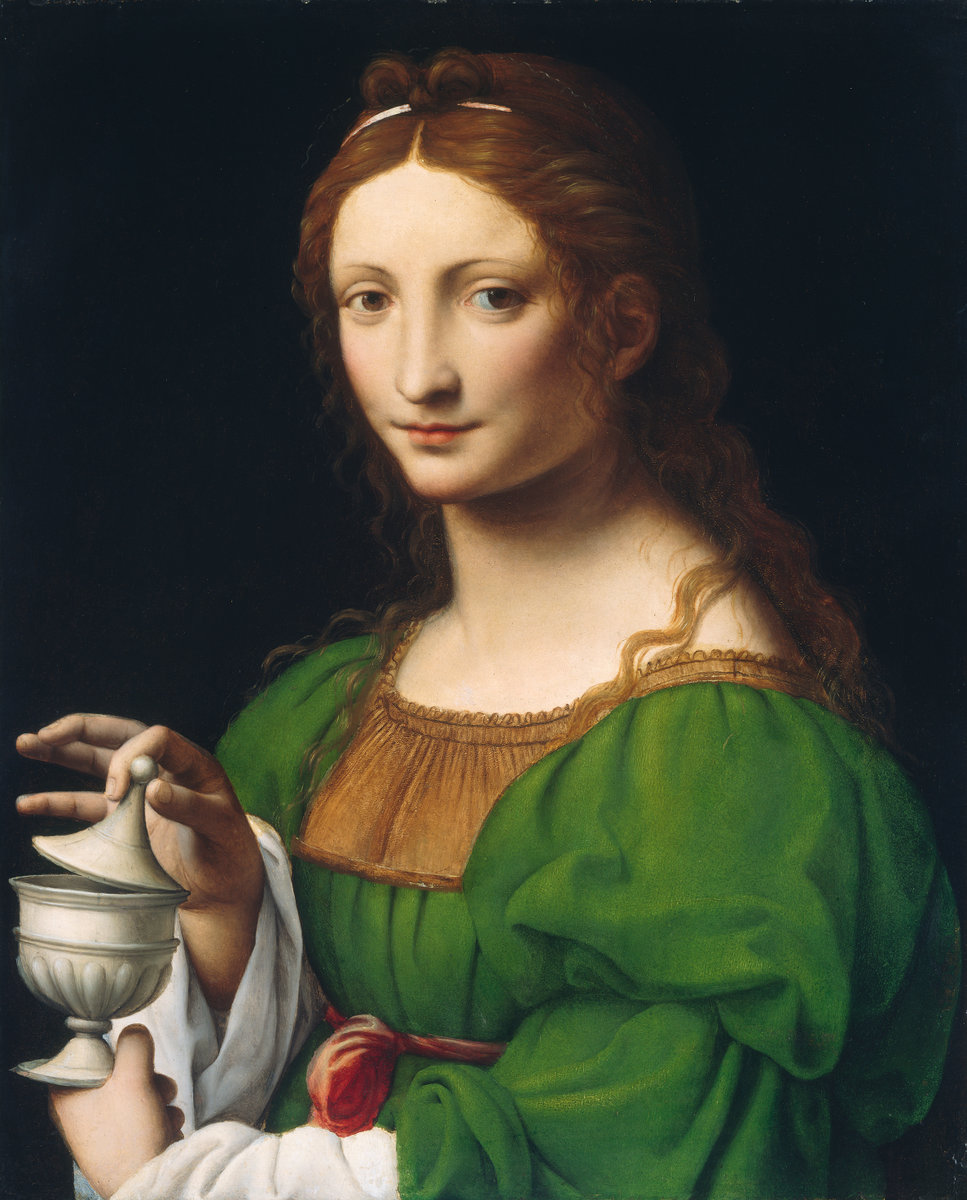 8 - +Bernardino Luini_Madeleine portrait Wash.jpg