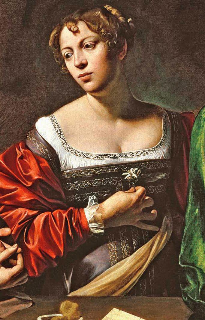 ++Caravaggio_Marthe et Marie dét.Marie  BD.jpg