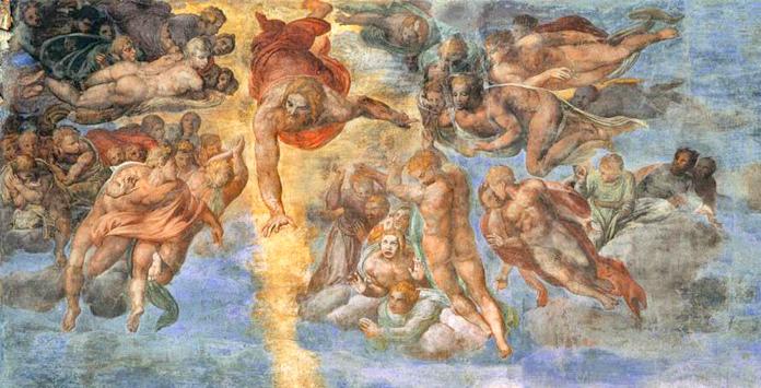 03-Michel Ange chapelle pauline - Dieu foudroyant .jpg
