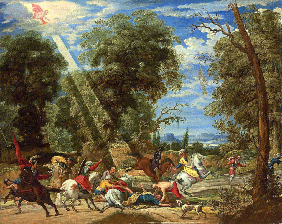 13-David Teniers_Conversion_of_Saint_Paul - Sotheby's   BD+..jpg