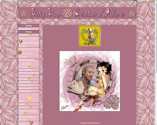 Demi-finaliste concours Blog d'or 2010