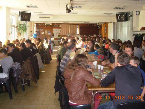Loto de l'école en pays de Vaulx du 18 nov. 2012