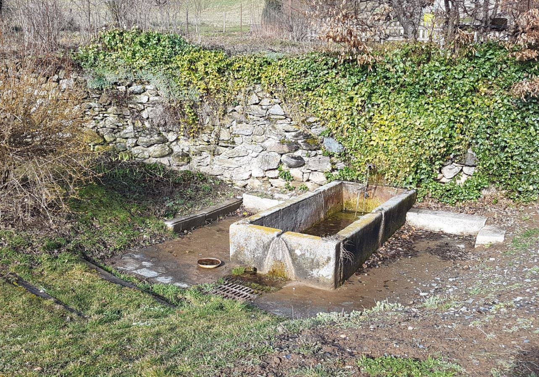 Bassin du Villaret