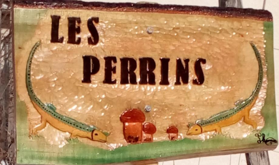 Pancarte LEs Perrins