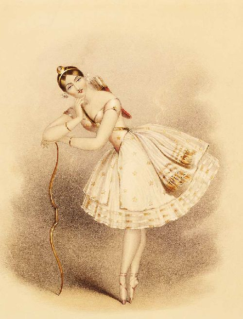 Louise Fleury - 1854