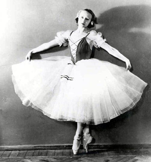 Galina Oulanova - Giselle -