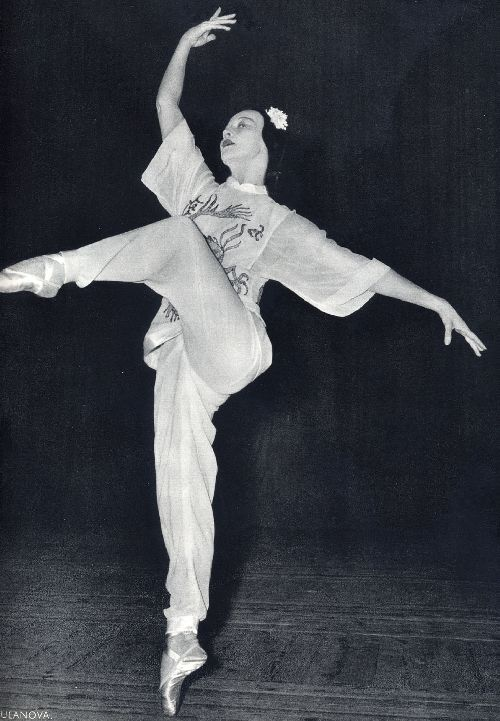 Galina Oulanova - Le Pavot Rouge -
