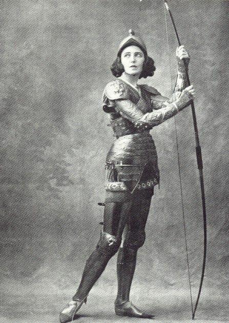 Ida Rubinstein - le martyre de St Sébastien