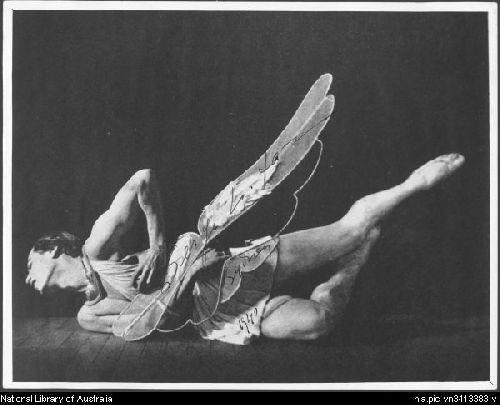 Serge Lifar - Icar ( costume de Lifar) 1937