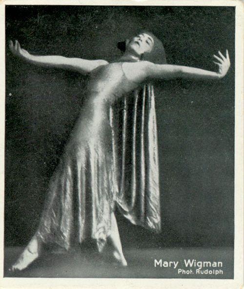 Mary Wigman -
