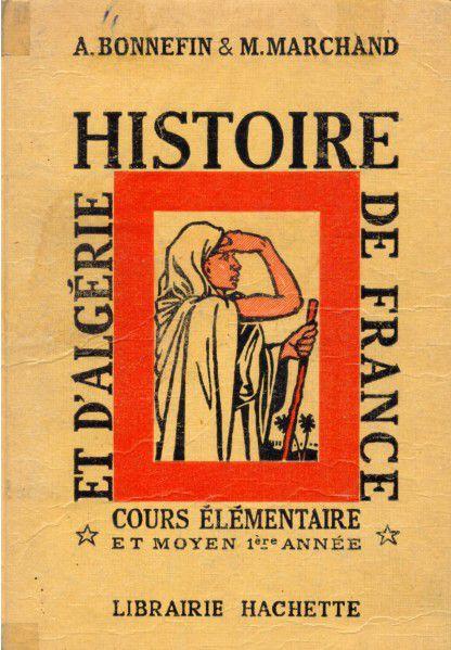 Livre d'histoire