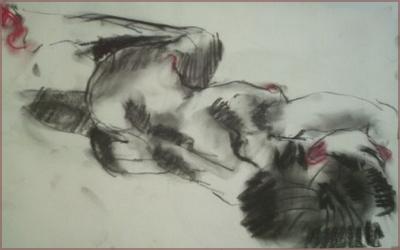 animaux-croquis-nus-portraits-paysages