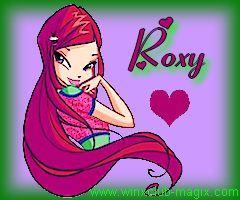 winx club roxy portrait saison 4