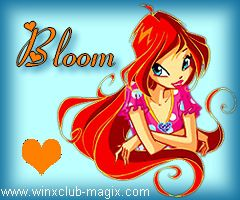 winx club bloom portrait saison 4