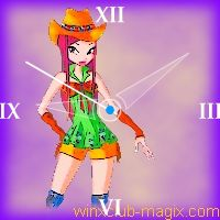 winx clock roxy cowboy ranch