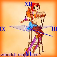 winx clock bloom cowboy ranch