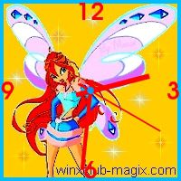winx clock bloom lovix