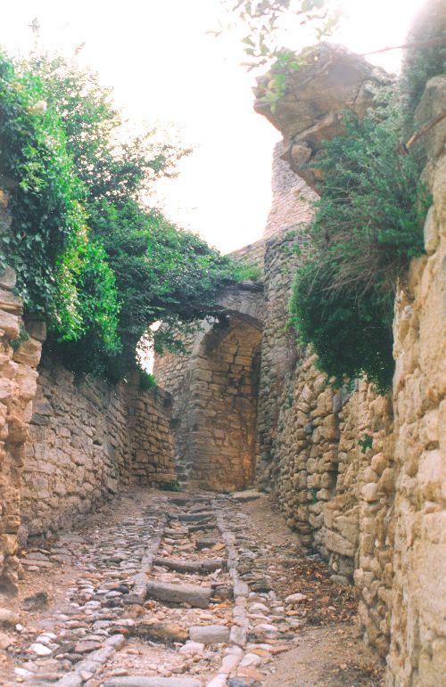 Village de Crillon le Brave(84)