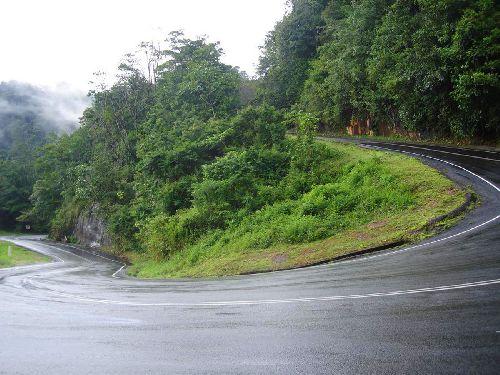On monte vers Grand Sabana (le plateau est à ~1000m d'altitude).