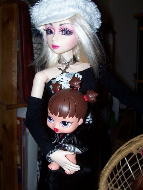 Koan Sha a voulu une poupée!!!